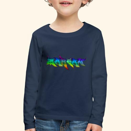ZARGAN - T-shirt manches longues Premium Enfant
