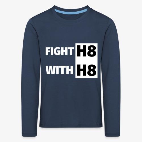 FIGHTH8 bright - Kids' Premium Longsleeve Shirt