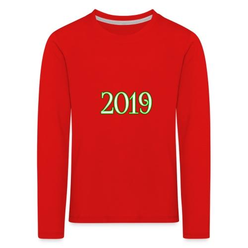 2019 - Kids' Premium Longsleeve Shirt