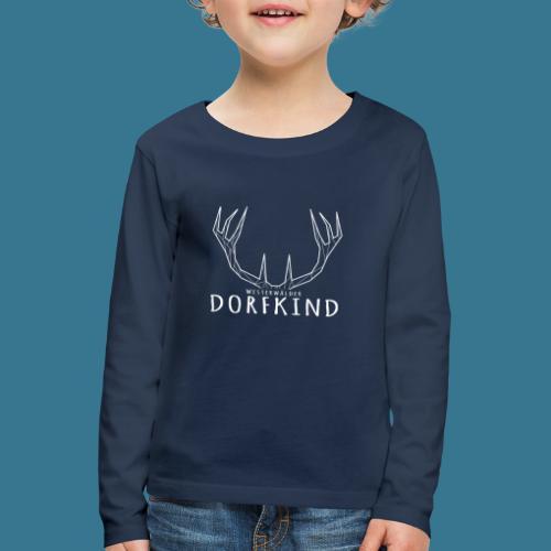 Dorfkinder - Kinder Premium Langarmshirt