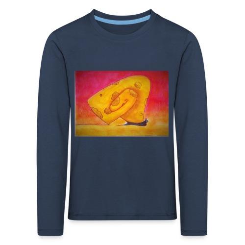 'Hope or Not' - Lasten premium pitkähihainen t-paita