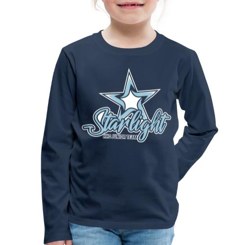 Starlight - Kinder Premium Langarmshirt