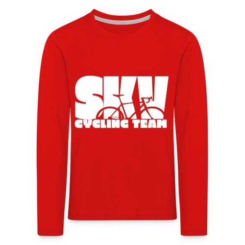 SKV CyclingTeam w - Kinder Premium Langarmshirt