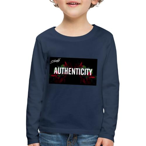 Authenticity - T-shirt manches longues Premium Enfant