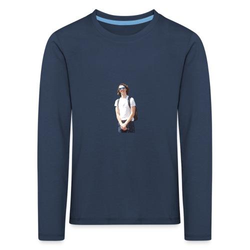 Noah Ras For president - Kinderen Premium shirt met lange mouwen