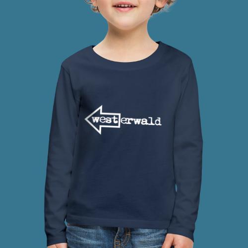 West Erwald - Kinder Premium Langarmshirt