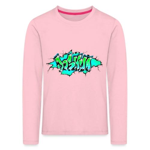 GRAFFITI JOSHUA PRINTABLE WALL BROKE - T-shirt manches longues Premium Enfant