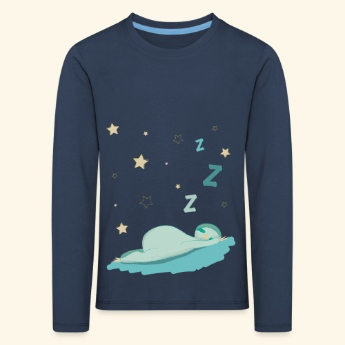 sloth - Kids' Premium Longsleeve Shirt