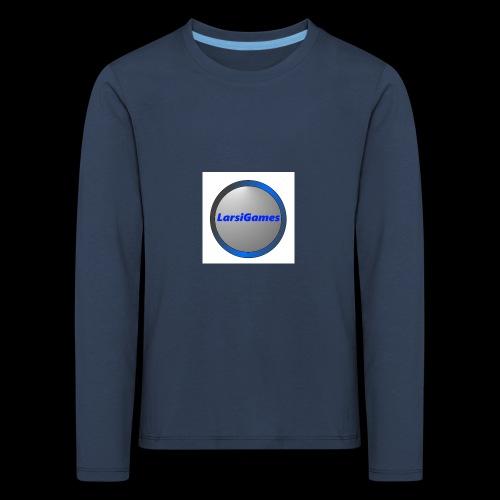 LarsiGames - Kinderen Premium shirt met lange mouwen