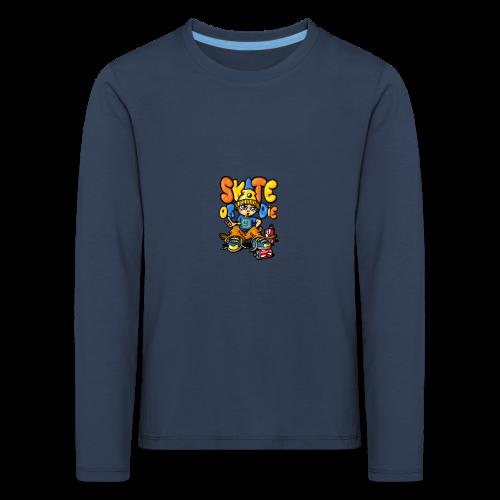 t-shirt enfant - T-shirt manches longues Premium Enfant