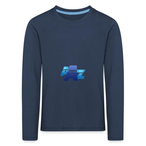Logo unique - T-shirt manches longues Premium Enfant