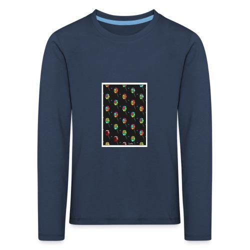 Dolci - Maglietta Premium a manica lunga per bambini