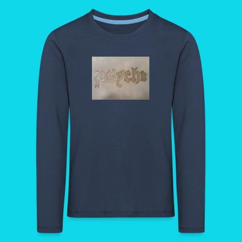Simon Psycho Artist - Kinderen Premium shirt met lange mouwen