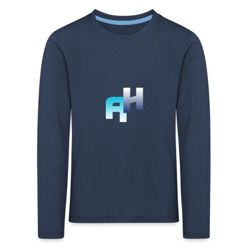 Logo-1 - Maglietta Premium a manica lunga per bambini