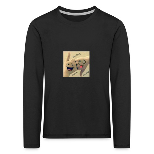 Friends 3 - Kids' Premium Longsleeve Shirt