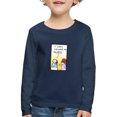 genie - T-shirt manches longues Premium Enfant