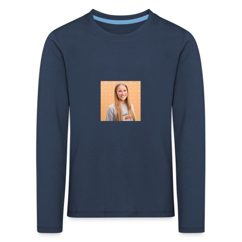 sara forum profile - Lasten premium pitkähihainen t-paita