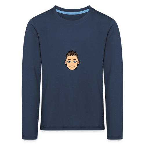 Dex 1 - Koszulka dziecięca Premium z długim rękawem
