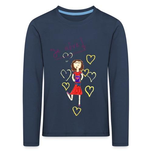 Je reve by Noemie - T-shirt manches longues Premium Enfant