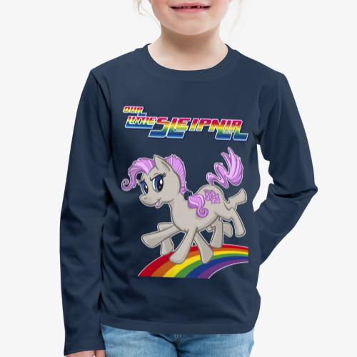 Sleipnir - Långärmad premium-T-shirt barn
