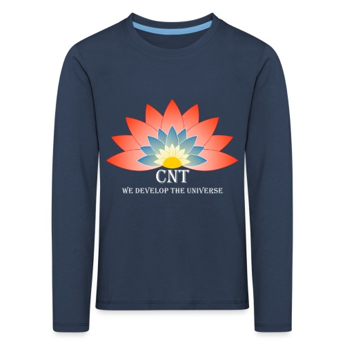 Support Renewable Energy with CNT to live green! - Kids' Premium Longsleeve Shirt