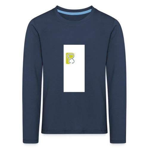 LogoTS - Kinder Premium Langarmshirt