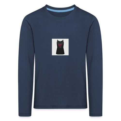 160367762 width 300 height 300 appearanceId 2 back - Børne premium T-shirt med lange ærmer