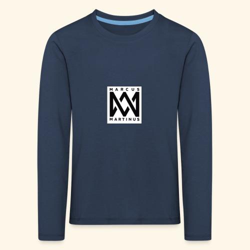 M m2244 - Långärmad premium-T-shirt barn