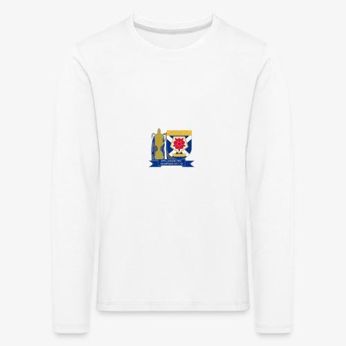 MFCSC Champions Artwork - Kids' Premium Longsleeve Shirt