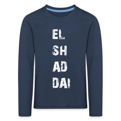 EL SH AD DAI 2 - Kinder Premium Langarmshirt