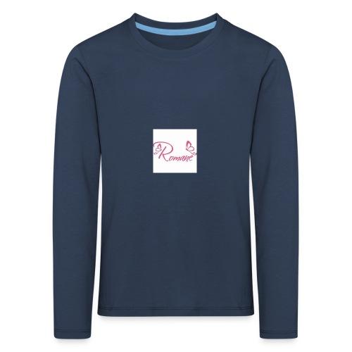 Romane - T-shirt manches longues Premium Enfant