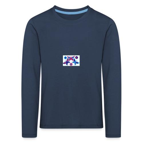 papillon - T-shirt manches longues Premium Enfant