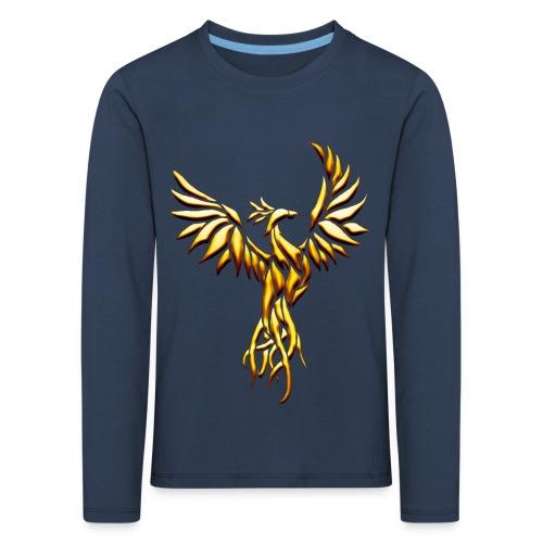 goldphoenix - T-shirt manches longues Premium Enfant