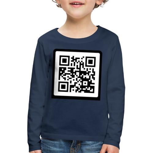 T SHIRT GAFFY DI QUALITÀ SUPERIORE DELLA MAGLIERIA - Maglietta Premium a manica lunga per bambini