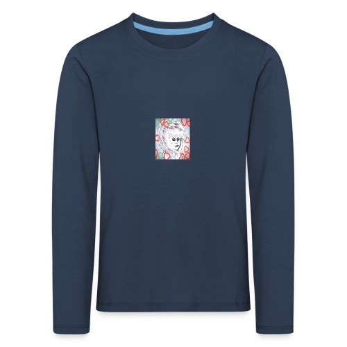 FB_IMG_1449185055048-jpg - Maglietta Premium a manica lunga per bambini