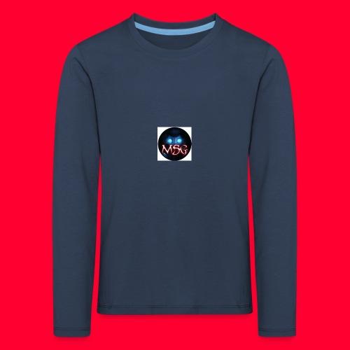 logo jpg - Kids' Premium Longsleeve Shirt
