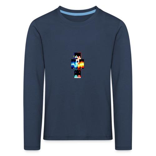 Cooler Skin - Kinder Premium Langarmshirt