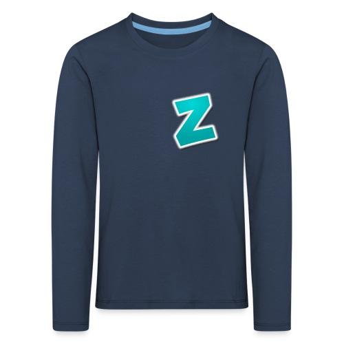 Z3RVO Logo! - Kids' Premium Longsleeve Shirt