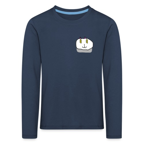 The Fierce Cat Logo - Kids' Premium Longsleeve Shirt