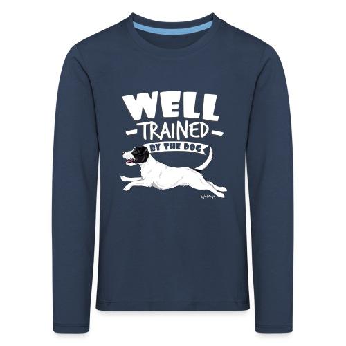 parsonwell3 - Kids' Premium Longsleeve Shirt