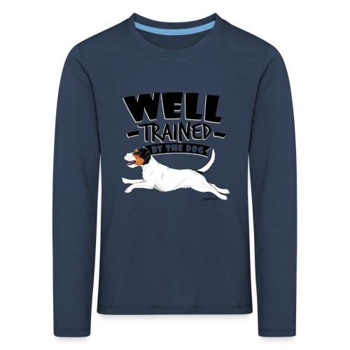 parsonwell8 - Kids' Premium Longsleeve Shirt