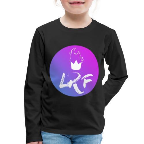 LRF rond - T-shirt manches longues Premium Enfant