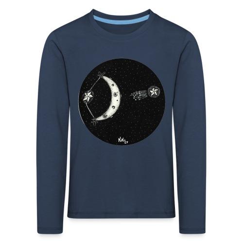 Shooting star (Estrella fugaz) - Camiseta de manga larga premium niño