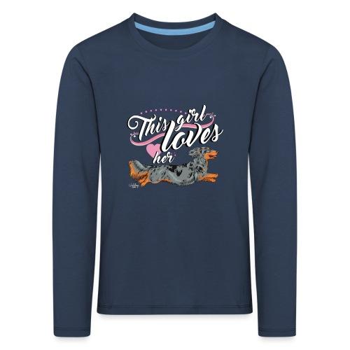 pitkisgirl - Kids' Premium Longsleeve Shirt