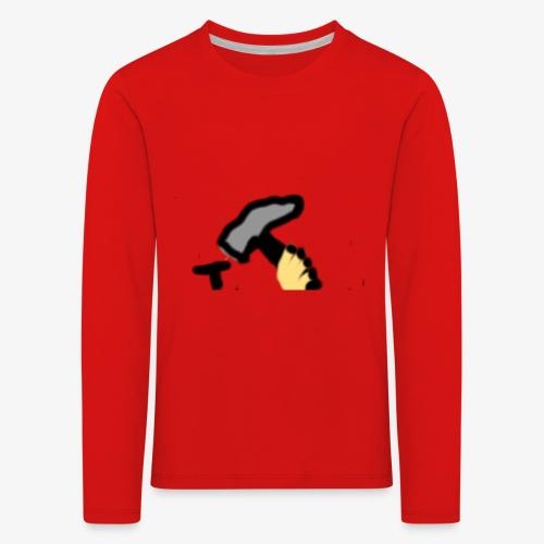 Mateba - Børne premium T-shirt med lange ærmer