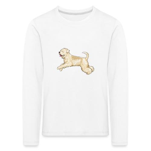 Wheaten Terrier Diamonds 4 - Kids' Premium Longsleeve Shirt