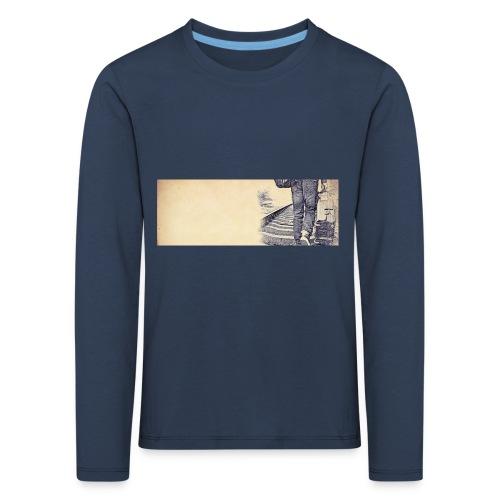 solo.pigion - T-shirt manches longues Premium Enfant