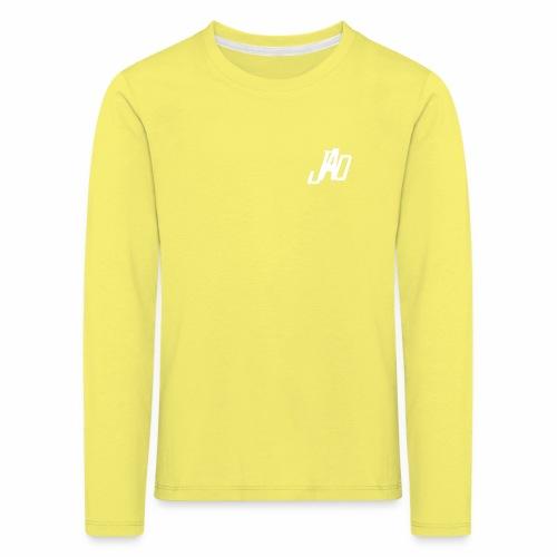 JennaAdlerDesigns - Långärmad premium-T-shirt barn