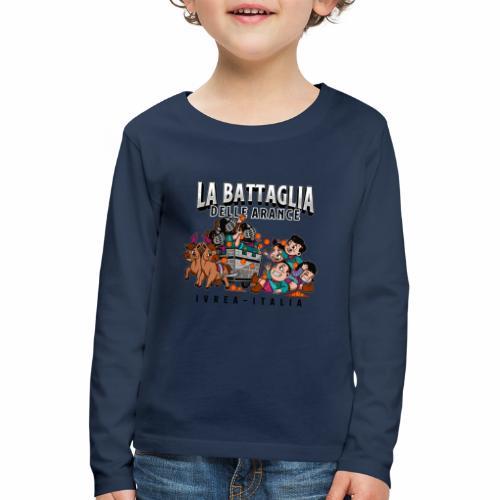 Baby aranceri - Maglietta Premium a manica lunga per bambini