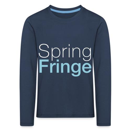 Spring Fringe Kids (small sizes) - Kinder Premium Langarmshirt